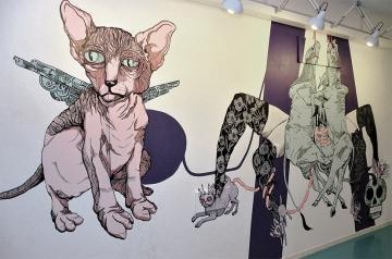 mural leg